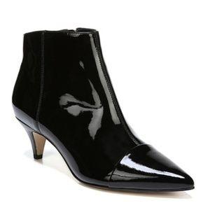 Sam Edelman Kinzey Booties Patent Leather 8